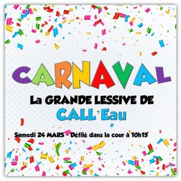 Carnaval  Call'EAU