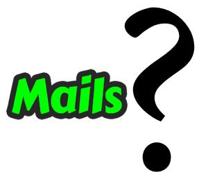 Pb adresses mails introuvables en PS-MS