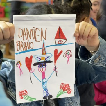 Bravo Damien !